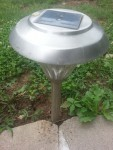 LED Solar Light fixture
