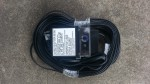 Wire and transformer for outdoor low voltage lights