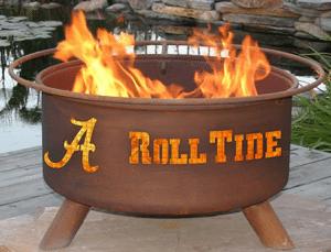 Alabama fire pit