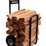 Fire wood Log Caddy