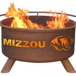 Missouri Tigers College Outdoor Fire Pits