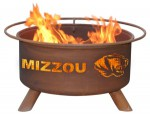 Missouri Tigers fire pit