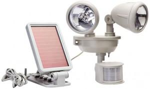 Maxsa 40218 solar security light