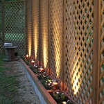 Planning the layout of your landscape low voltage lights