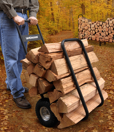 Landmann log caddy