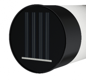 Solar panel for Bollard lights