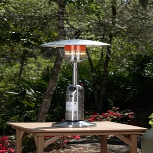 Outdoor patio heaters-table top propane heater