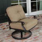 outdoor swivel rocker chairs