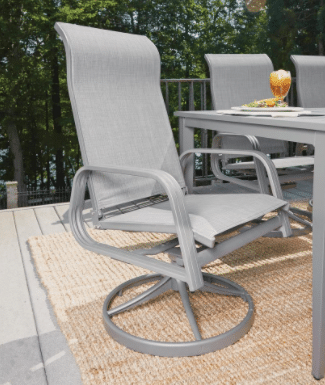Outdoor swivel rocking chairs review