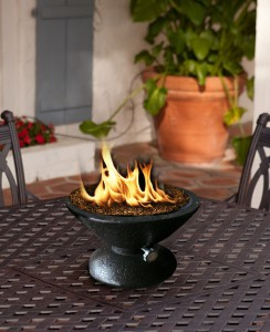Best Outdoor Fire Pits-Capri Table Top Fire Pit