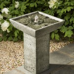 Outdoor Lawn Fountains-Andra Fountain