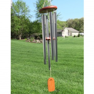 Woodstock Amazing Grace with the Best Wind chimes sounds