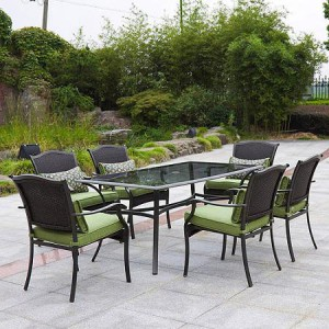 Outdoor Patio Dining Sets-Providence 7 piece set