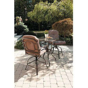 Wentworth 3 piece bistro set