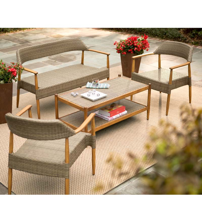 Outdoor Patio Living Room Furniture 800 x 880