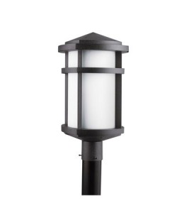 contemporary outdoor post light fixtures