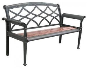 Outdoor bench Heirloom