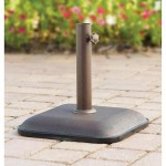 Steel Umbrella Base