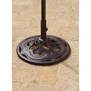 Outdoor Table Umbrella Base