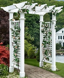 Lets look at some Garden Arbor Designs