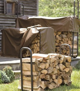Fire Wood Log Rack Covers