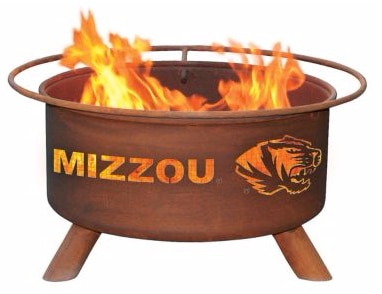 Do you have a Fire Pit in your College Tailgate Supplies