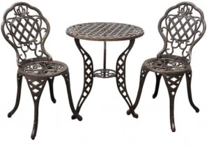 Cambridge Bistro Set