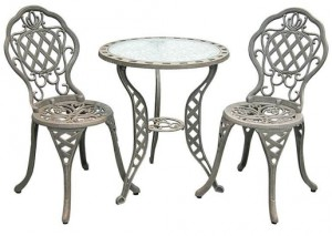 Regal Bistro set