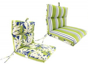 Reversible Cushion Eastbluff Cobalt Manzi Kiwia