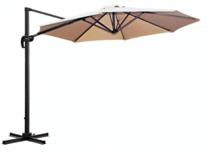 Large Patio Umbrellas with Cantilever-Trademark Offset Umbrella