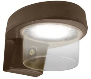 Brinks LED dusk dawn outdoor lighting