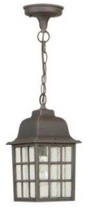 Hanging Outdoor Light Fixture Craftmade Z271