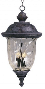 Outdoor Hanging Lantern-Maxim 3427