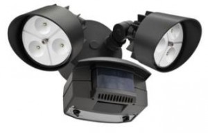 Lithonia Security Lights with Motion Sensor