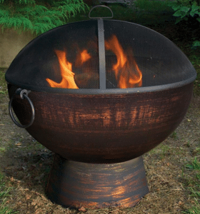 Large Outdoor Fire Bowl
