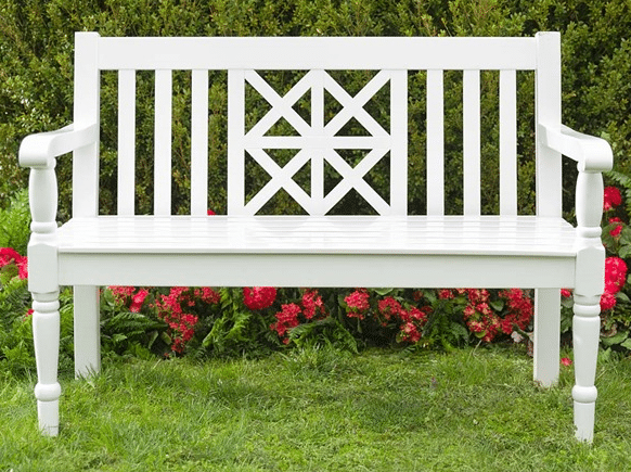 Leagacy Diamond Eucalyptus bench