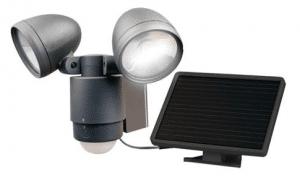 Maxsa 44416 Solar Securtiy Fixture