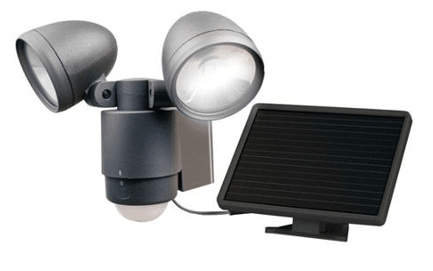 About Solar Security Light With Motion Sensor