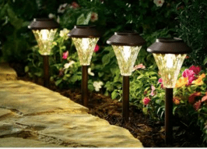 Avington Solar Path Lights