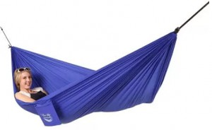 Blue Sky Single Hammock