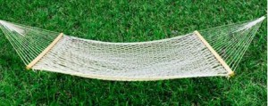 Cotton Double Wide Hammock