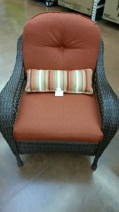 Azalea Ridge Patio Furniture Chair