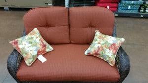 Azalea Ridge Patio furniture Love Seat