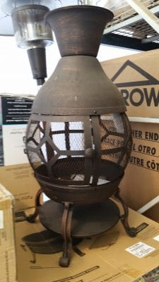 Better Homes and Gardens Chiminea