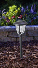 Moonrays 97517 set of four Solar Lights