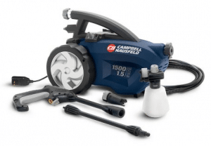 Campbell Hausfeld 1500 psi Electric Pressure Washer