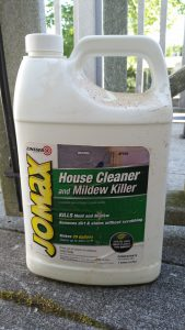 Jomax House Cleaner with Mildew Killer