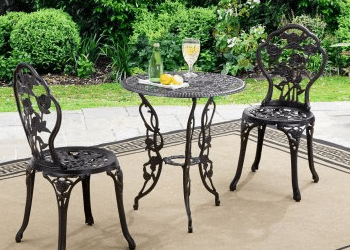 7 Styles of Patio Bistro Sets