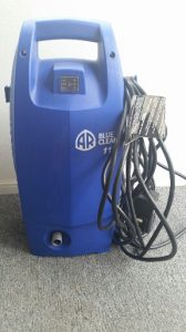 AR Electric Pressure Washer