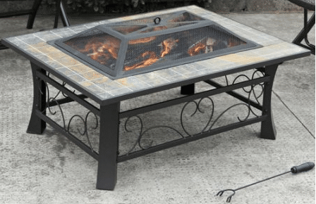 Five Patio Fire Pit Designs